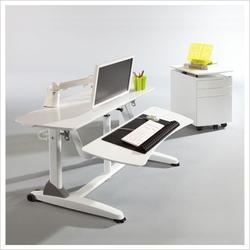 Многофункциональный компьютерный стол-трансформер